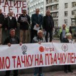 """Зашто протест """"Пензионери питају"""" 15. јуна на Тргу Николе Пашића у 12 сати"""